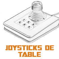 Joysticks de Table